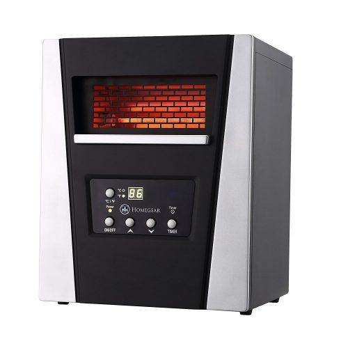 estufas eléctricas decorativas