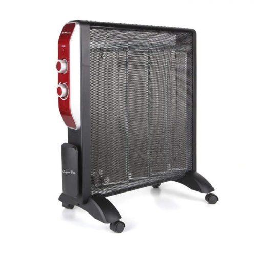 estufa electrica no calienta