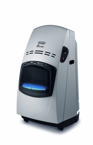 estufas de gas llama azul