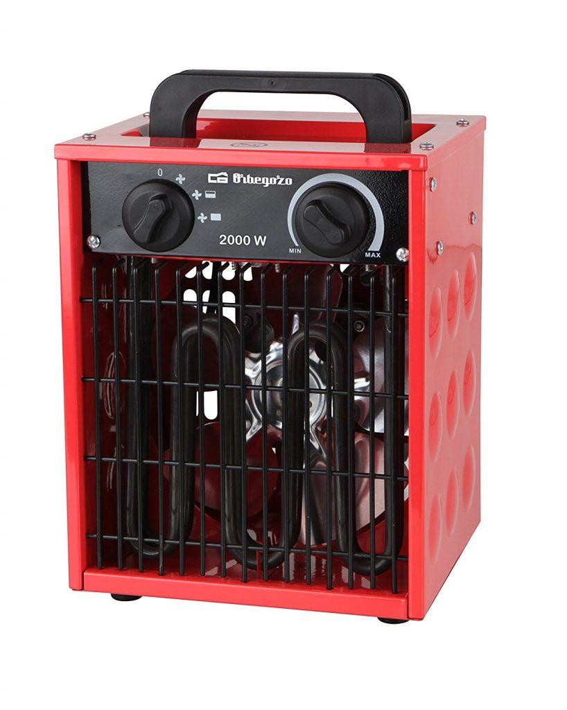 calefactor industrial gasoil