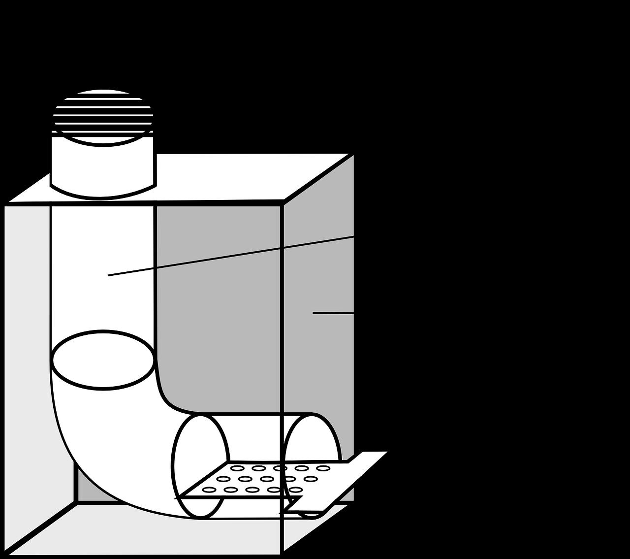 Estufa leña con turbina