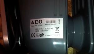 mejor oferta estufa radiador aeg ra 5522