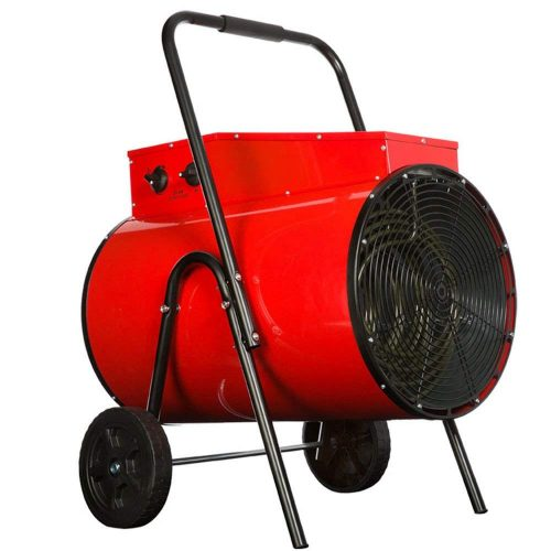 calefactores para naves industriales