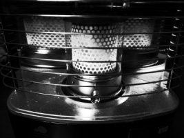 estufa parafina electrica