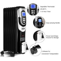 radiador de aceite 2500w
