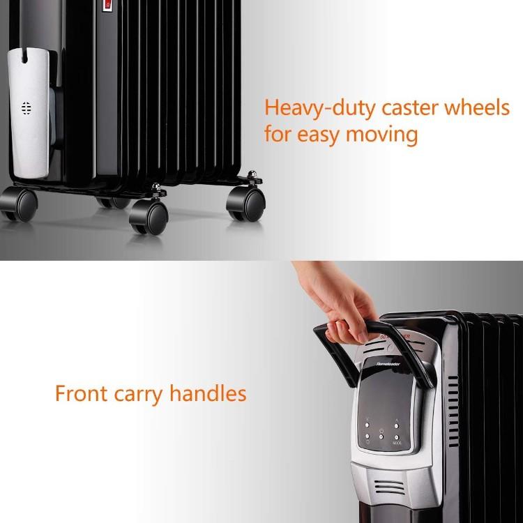 radiadores de aceite consumo