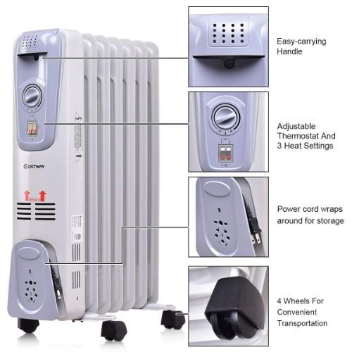 radiadores de aceite hipercor